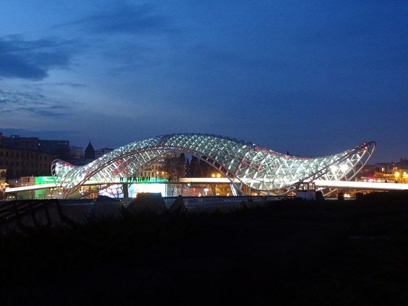 Podul Always Tbilisi