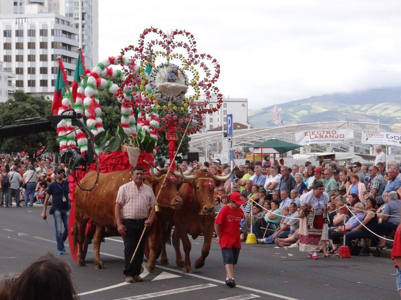 Fiesta In Ponta Delgada