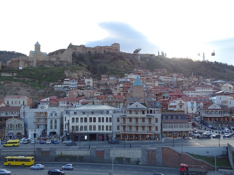 Orasul Vechi Tbilisi