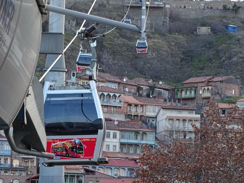 Teleferic Tbilisi