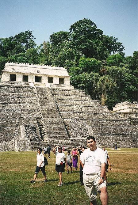 . Templo De Los Inscripciones La Palenque