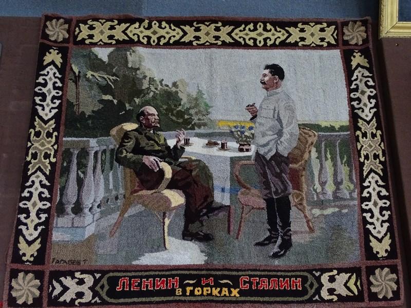 Stalin Si Lenin