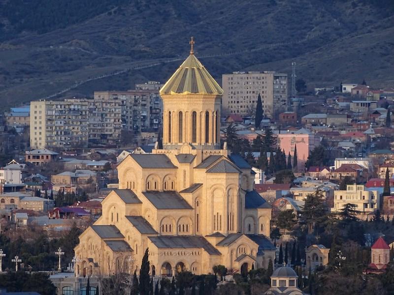 Biserica Sf Treime Tbilisi