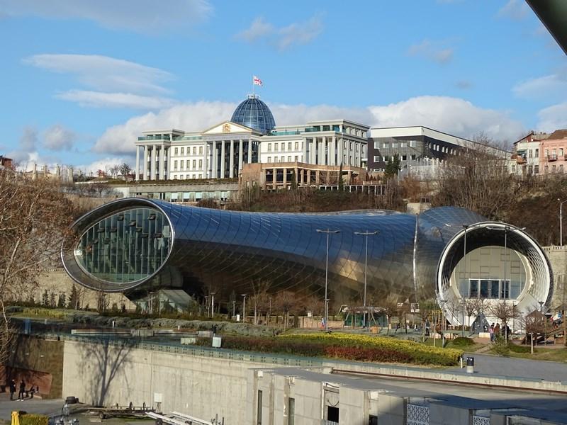 Palatul Prezidential Tbilisi