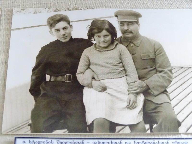 Stalin Cu Copiii