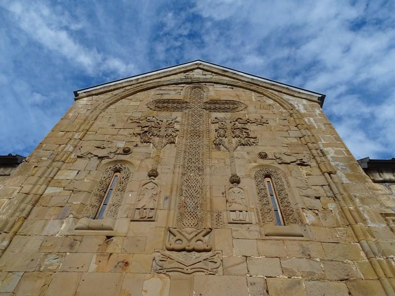 Biserica Ananuri Georgia