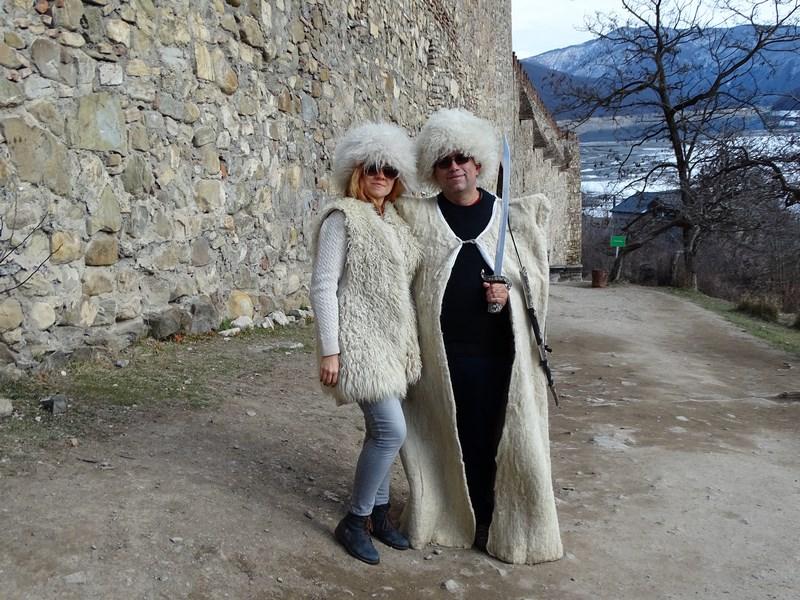 Costume Georgiene Ananuri