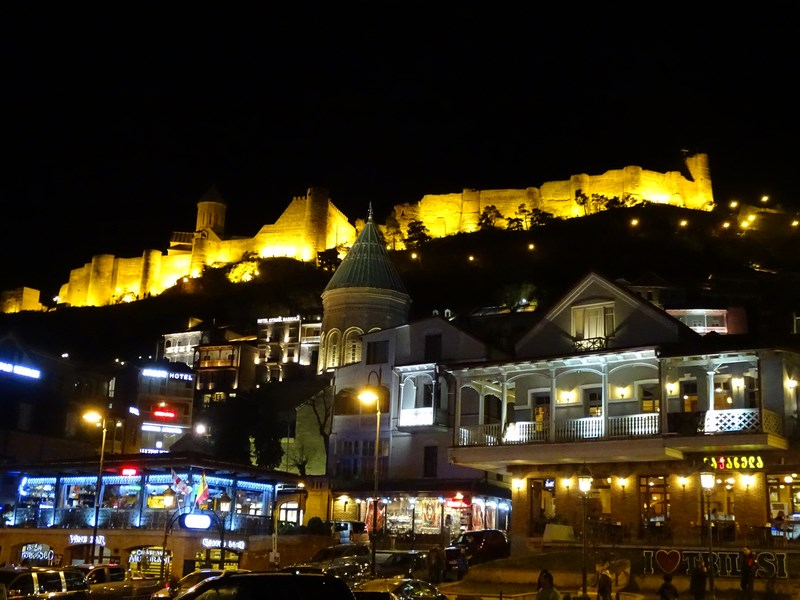 Citadela Tbilisi