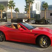 Ferrari Rent Luxury Car In Dubai