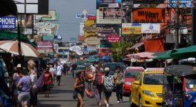 Khao San Road Asia Sud Est