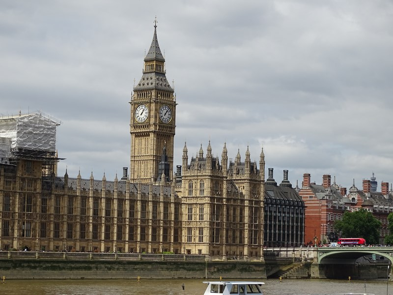 Londra Palatul Parlamentului