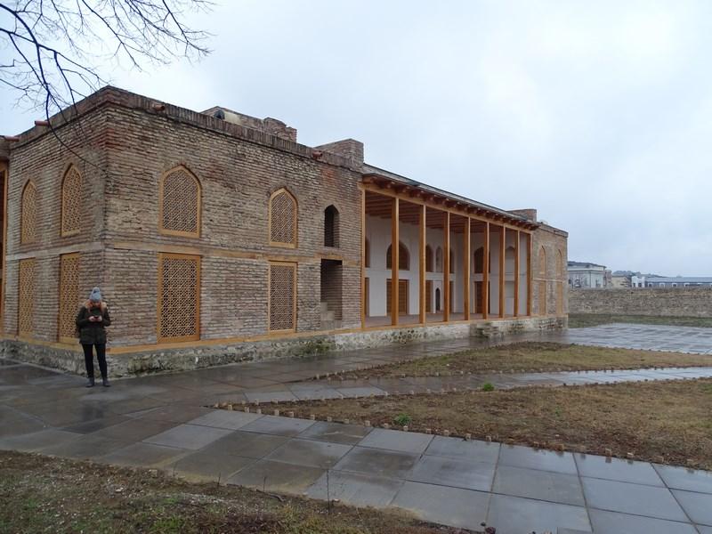 . Palatul Telavi