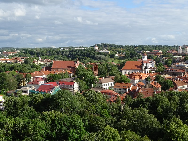 Panorama Vilnius
