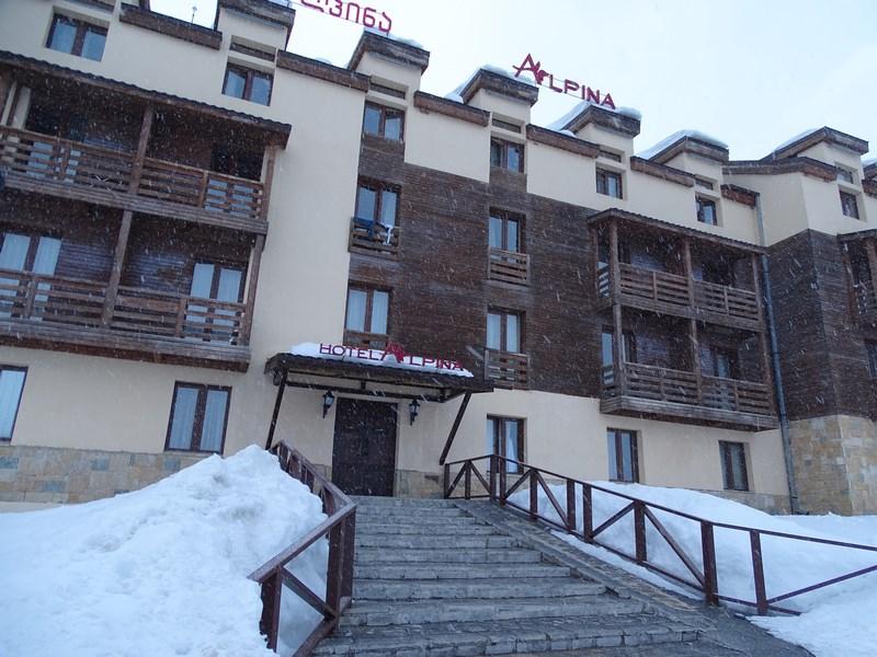Hotel Alpina Gudauri