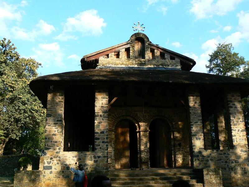 Biserica Gondar