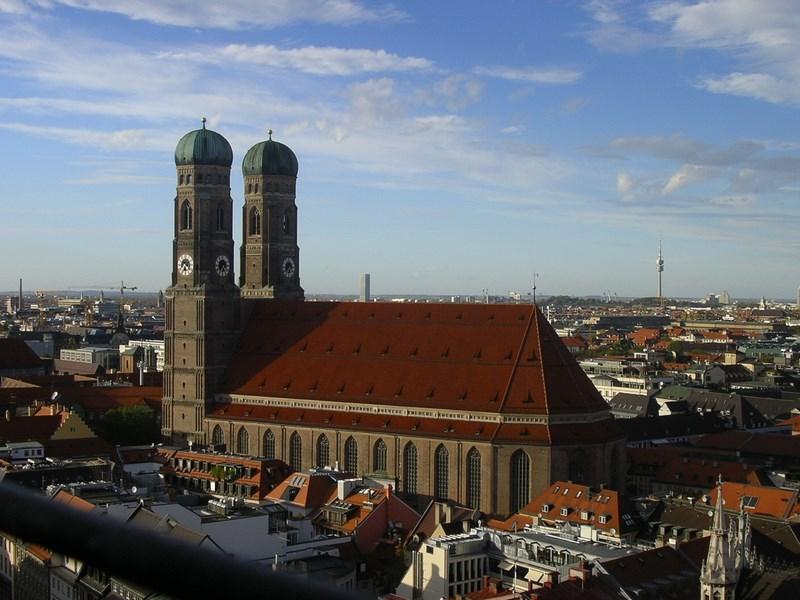 Biserica Sf Maria Munchen
