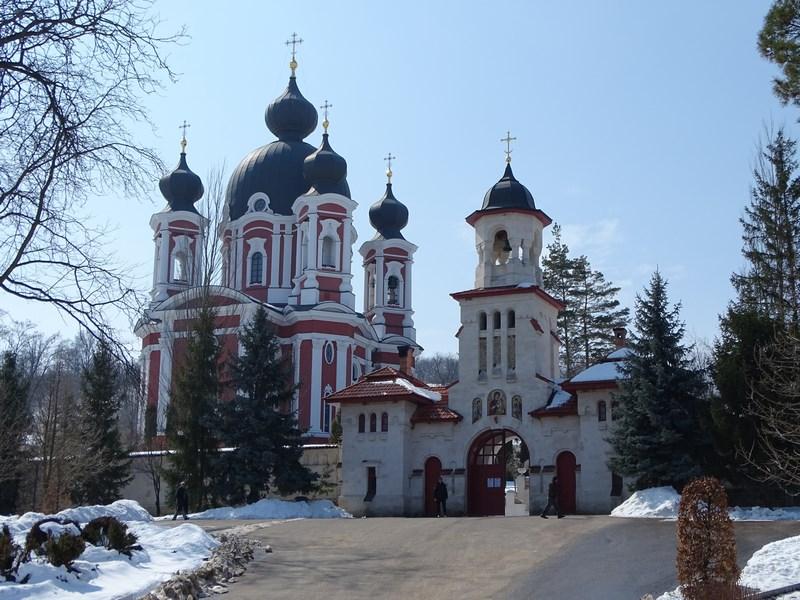 Manastirea Curchi Orhei