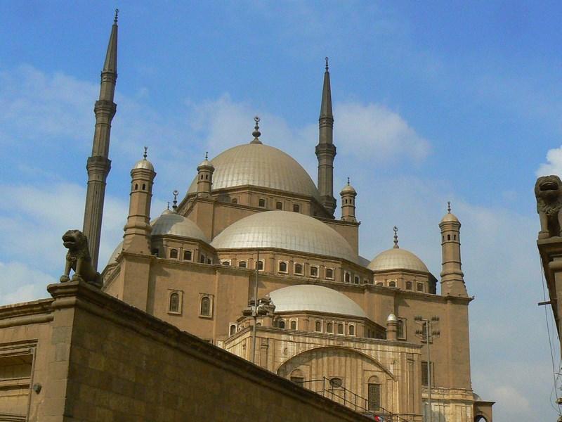 Moscheea Mohamed Ali Cairo