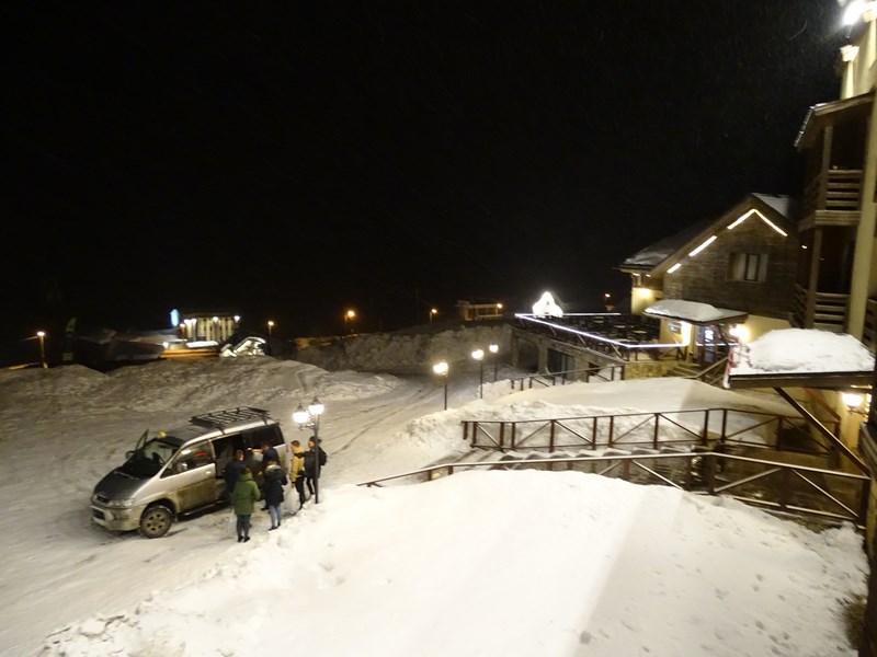 . Noaptea In Gudauri