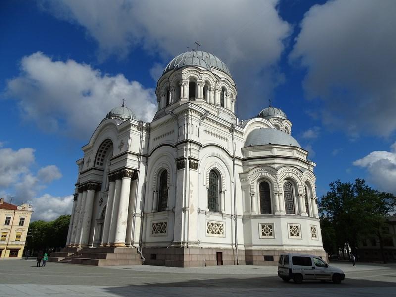 Catedrala Ortodoxa Kaunas