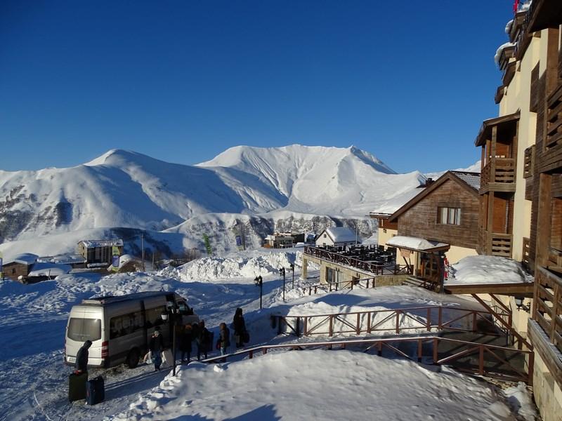 Gudauri Caucaz