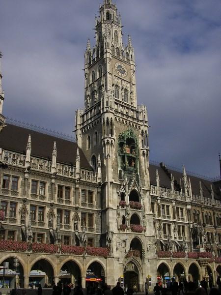 Turnul Primariei Munchen