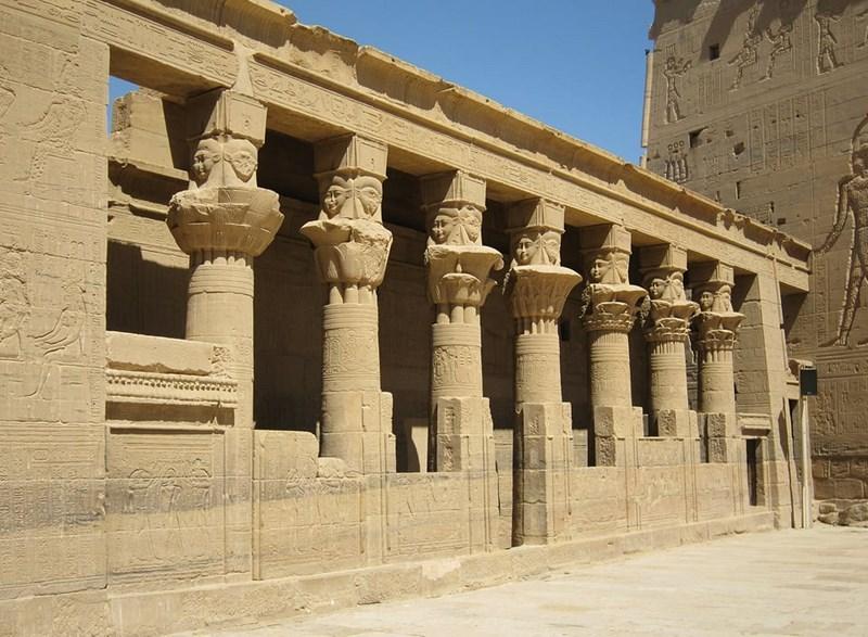 Aswan Horus Temple