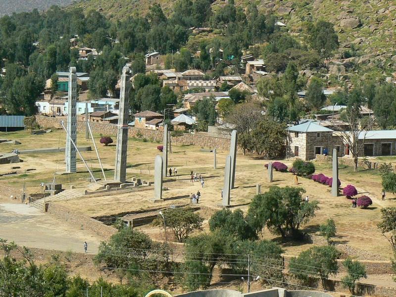 Stele Axum