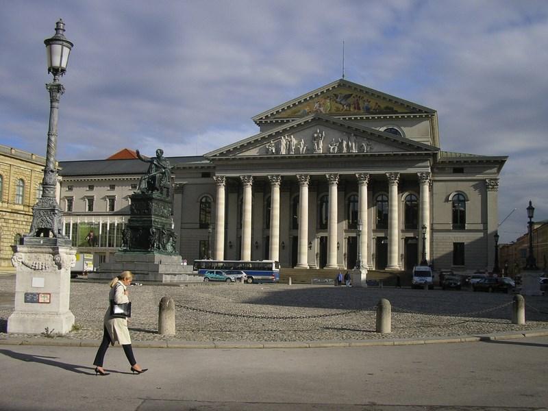 Teatrul Munchen