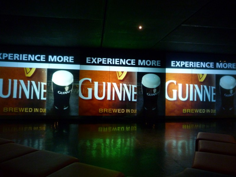 Guiness Experience