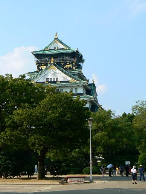 Palatul Osaka