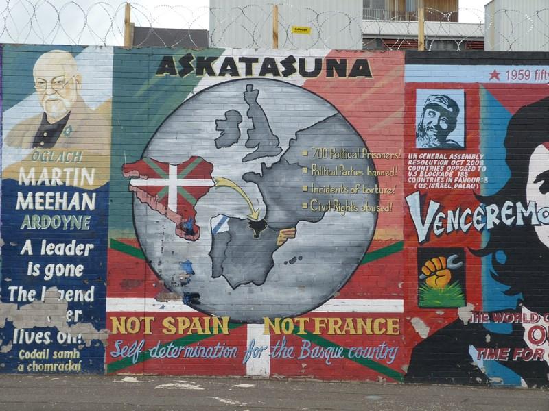 Graffitti Belfast
