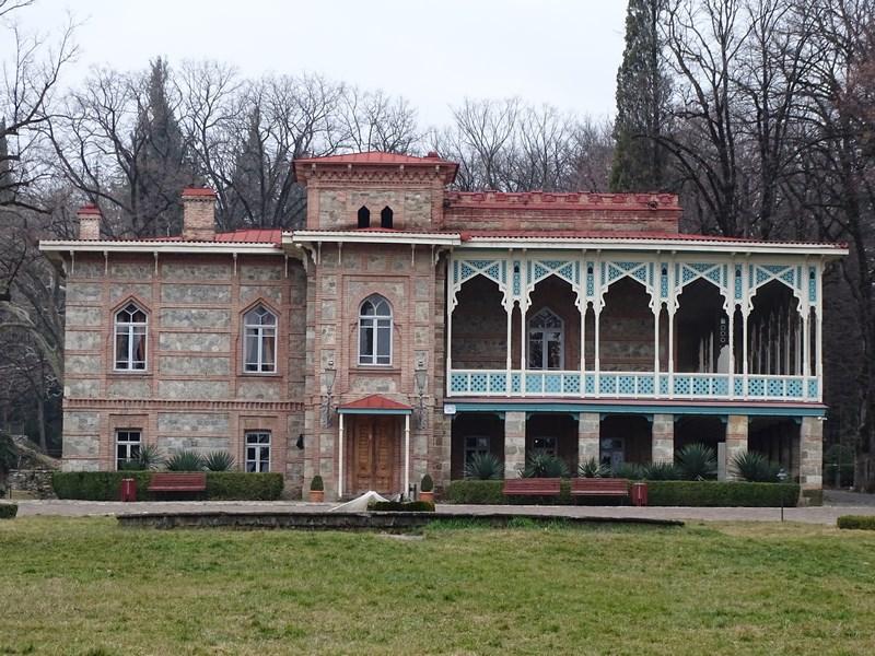 Palatul Tsinandali
