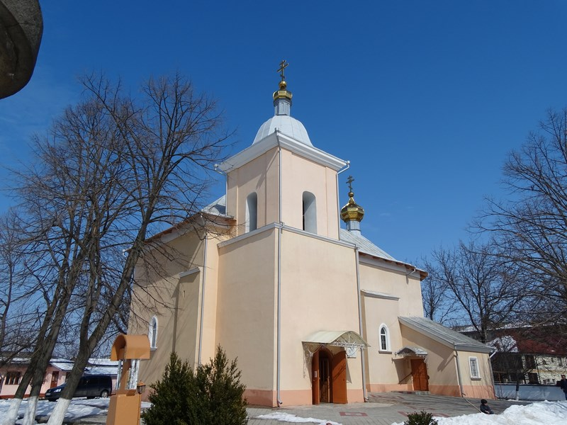 Biserica Vasile Lupu Orhei