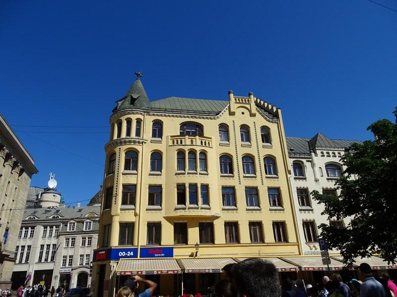 Cladire Art Nouveau