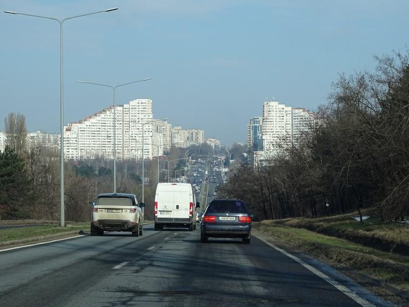 Portile Orasului Chisinau