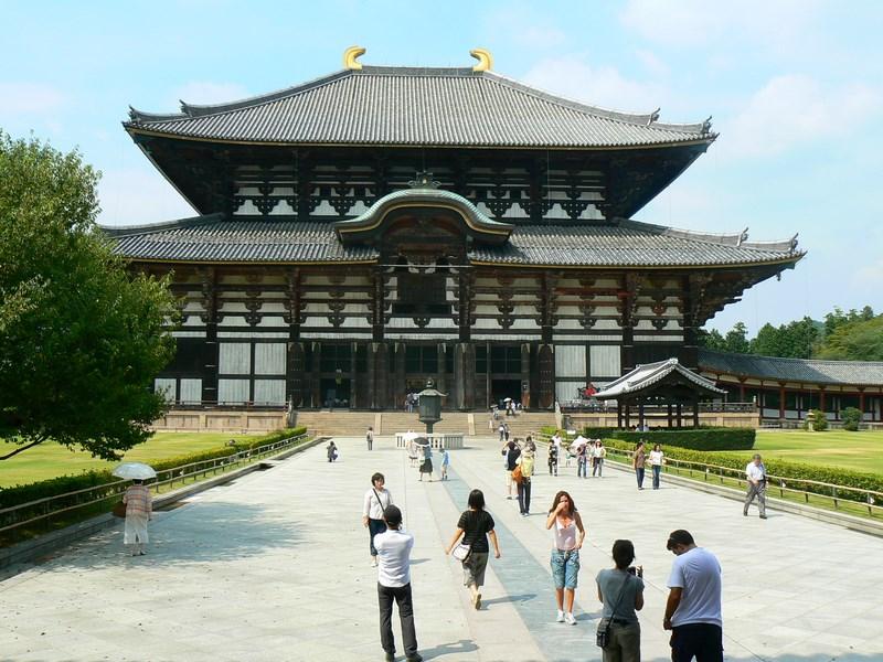 Templu Budist Nara
