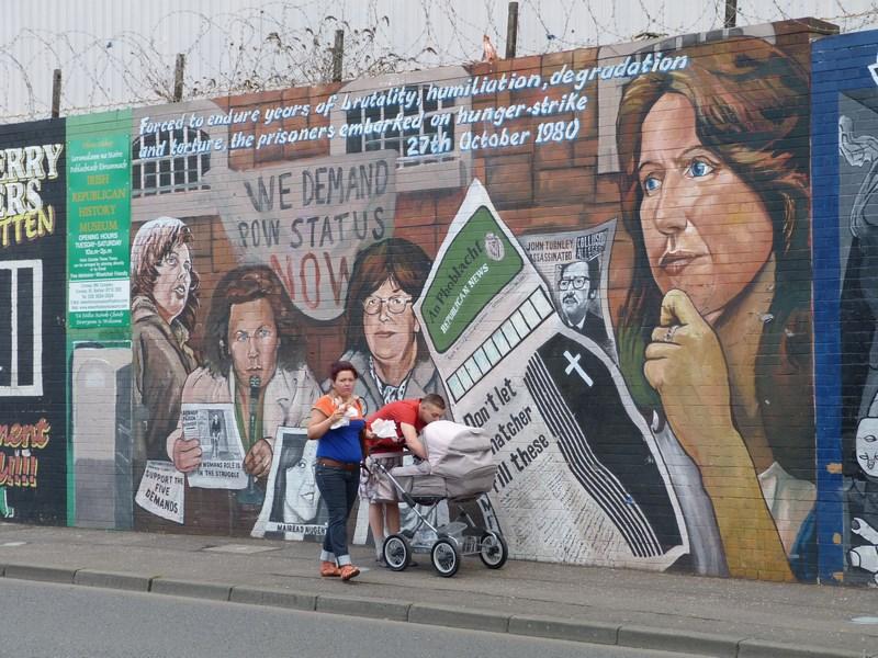. Grafitti Belfast