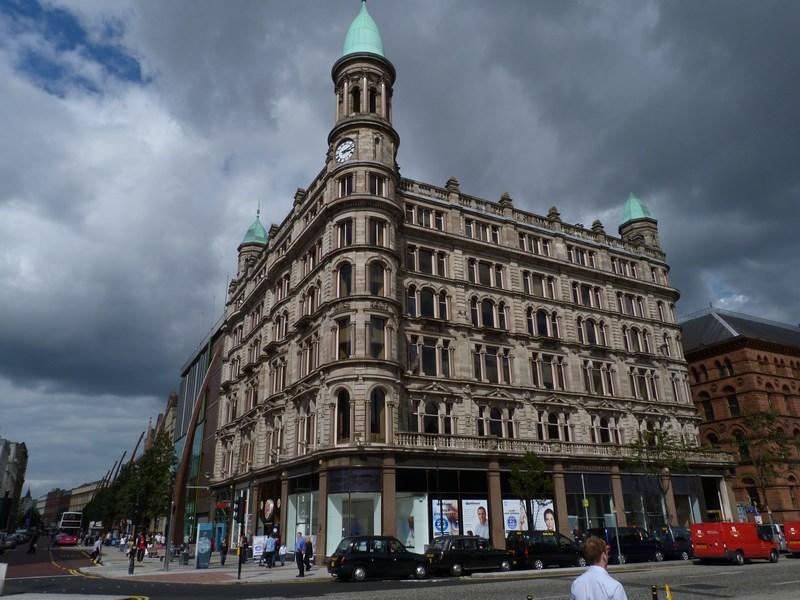 Centru Belfast