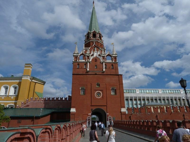 Turn Kremlin