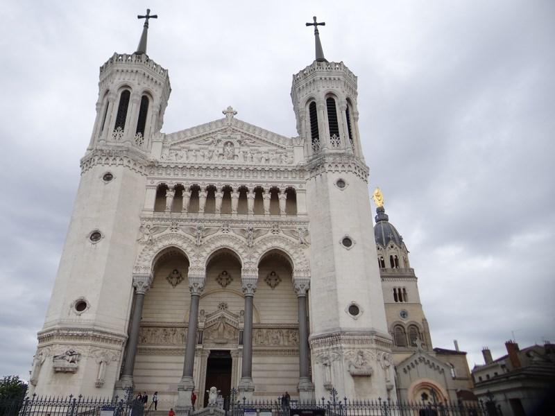 Notre Dame Fourviere Lyon