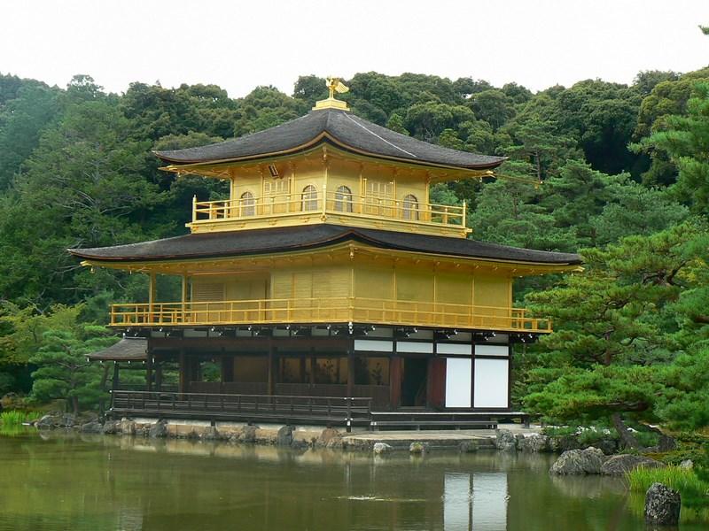 Templul De Aur Kyoto