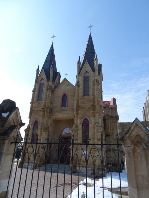 Biserica Catolica Orhei