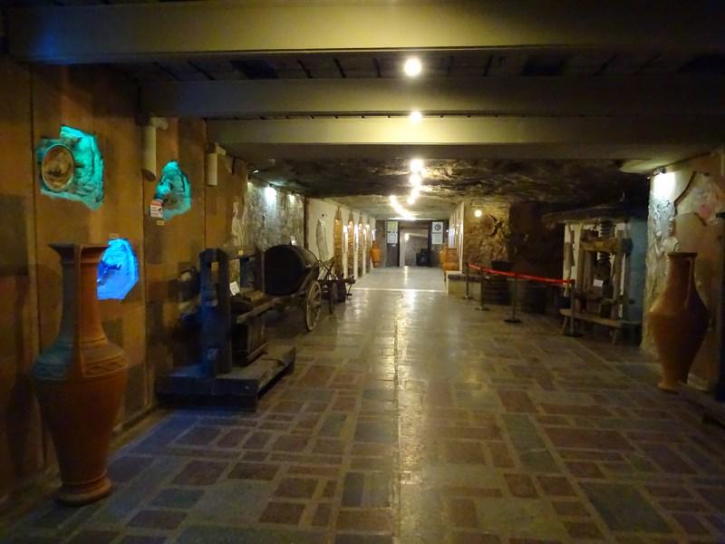 Intrare In Zona Muzeu