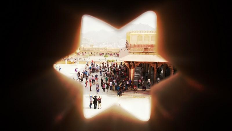 Jaipur Amber Fort India