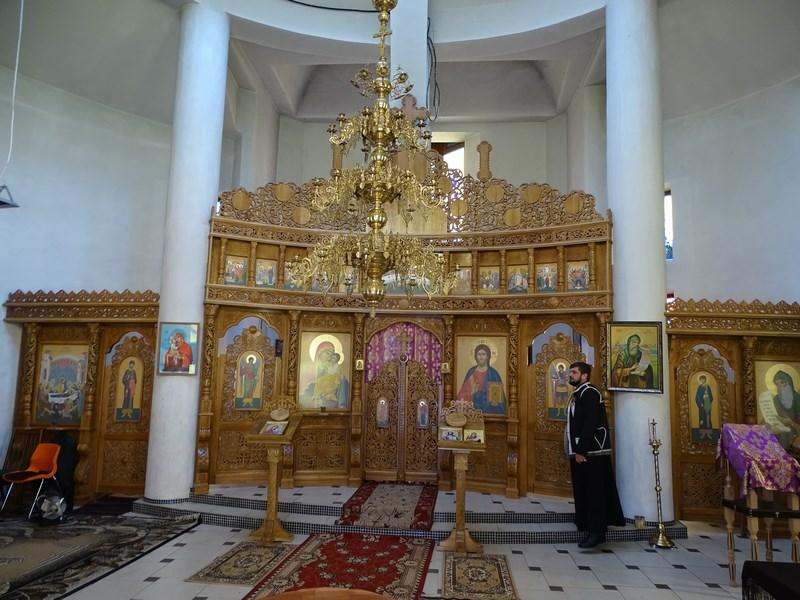 Altar Biserica Romaneasca