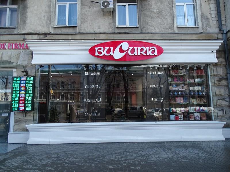 Magazin Bucuria Chisinau