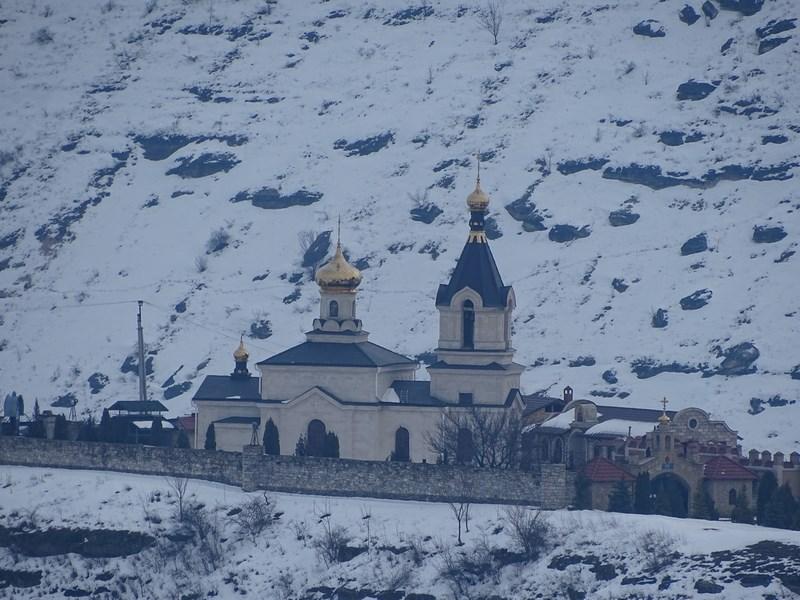 Biserica Orhei Vechi