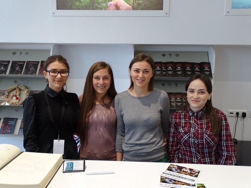 Voluntare Chisinau