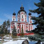 Orhei Manastirea Curchi